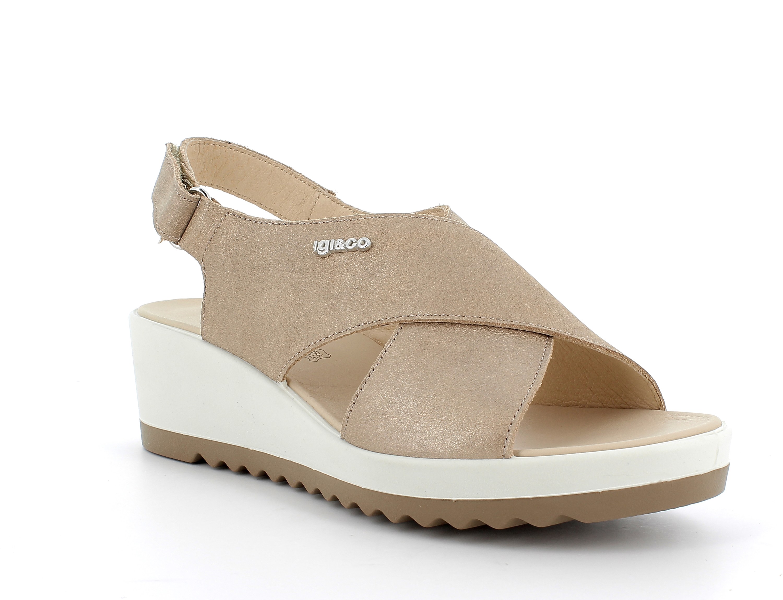 Igi&Co Wedge Sandal