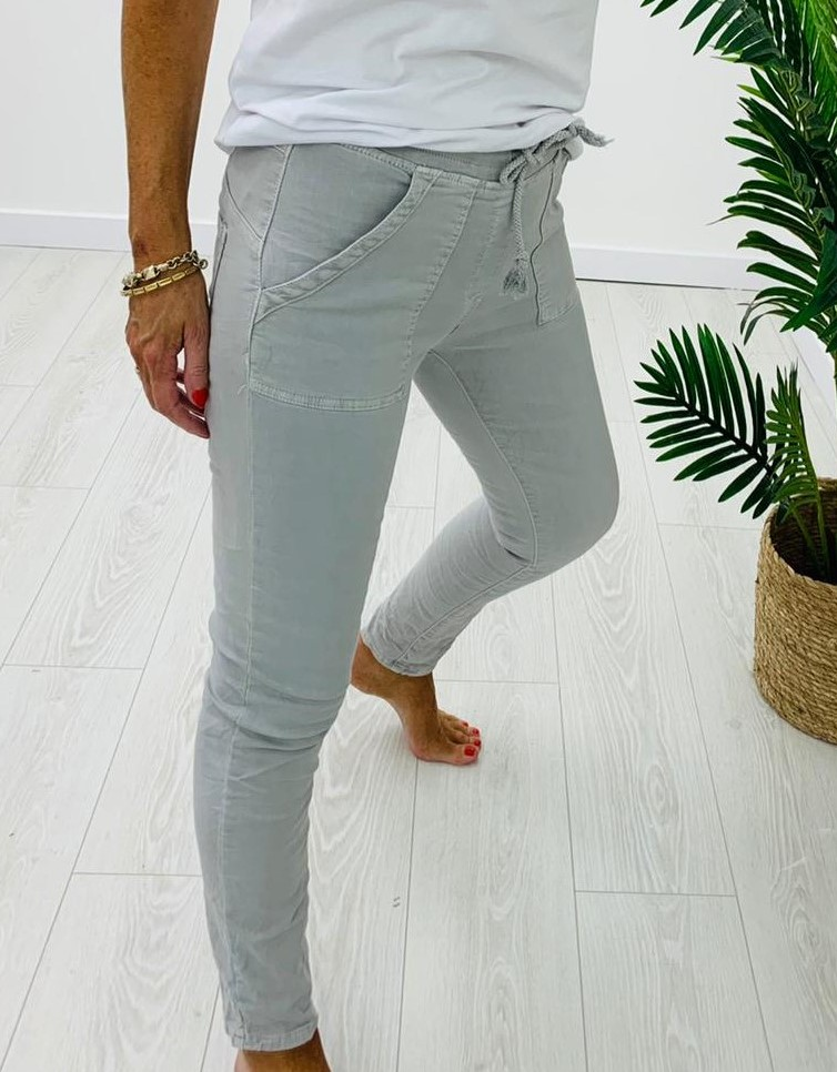 Melly Grey Joggers