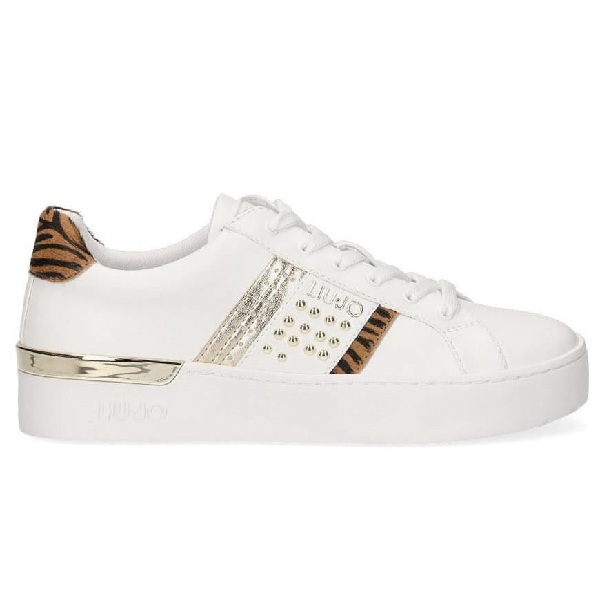 Liu Jo White Trainers