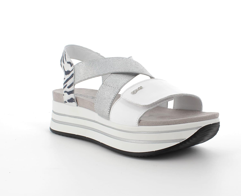 Igi&Co Platform Sandal