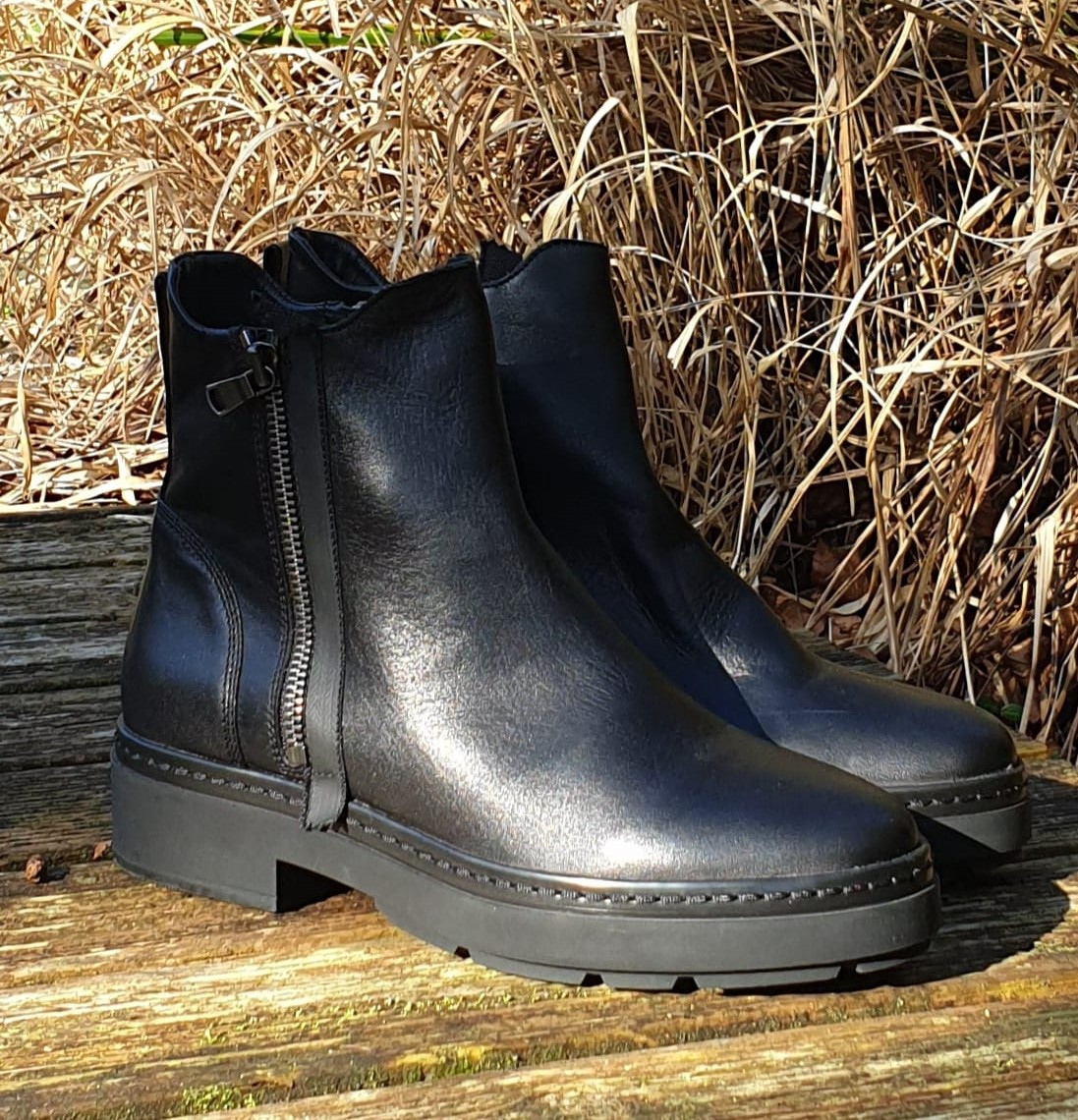 Carmens Leather Boot