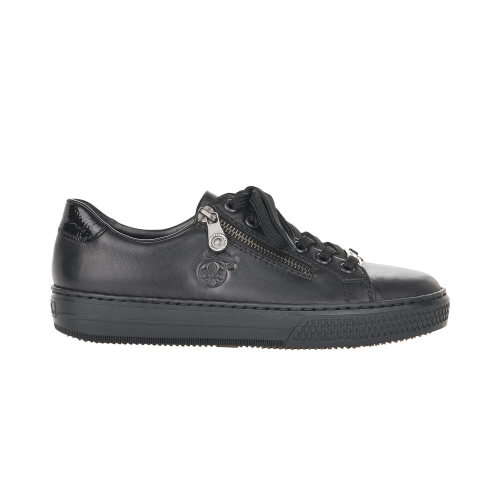 Rieker Leather Trainer