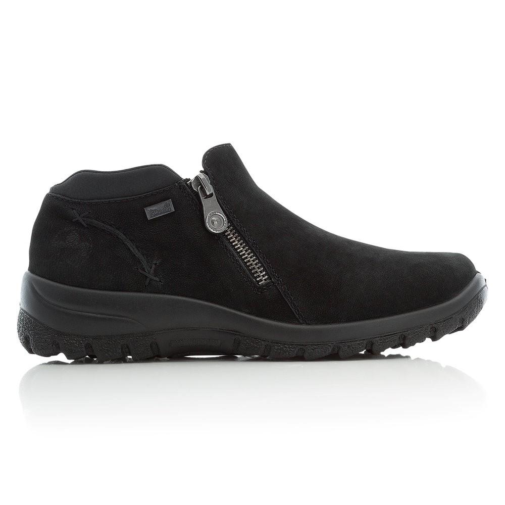 Rieker Double Zip Shoe