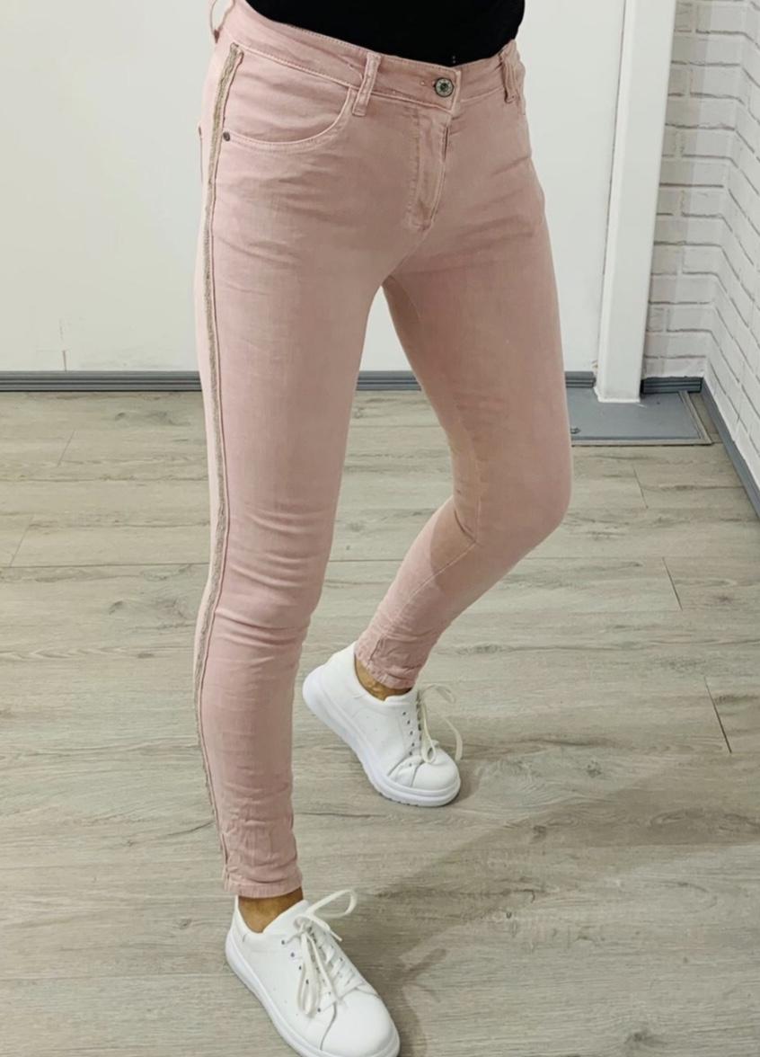 Dusty Pink Jeans