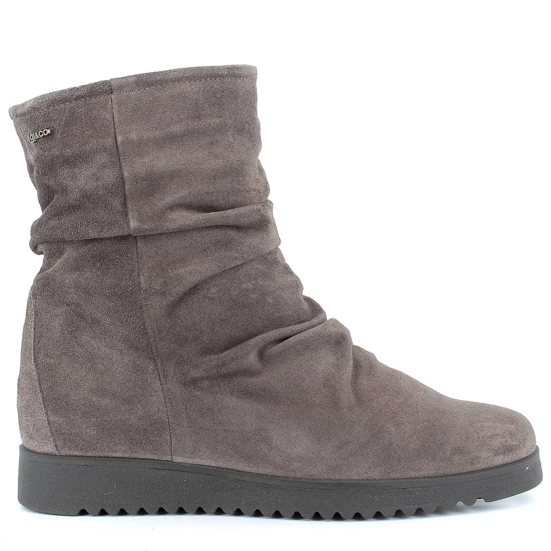 Igi&Co Grey Suede Boot