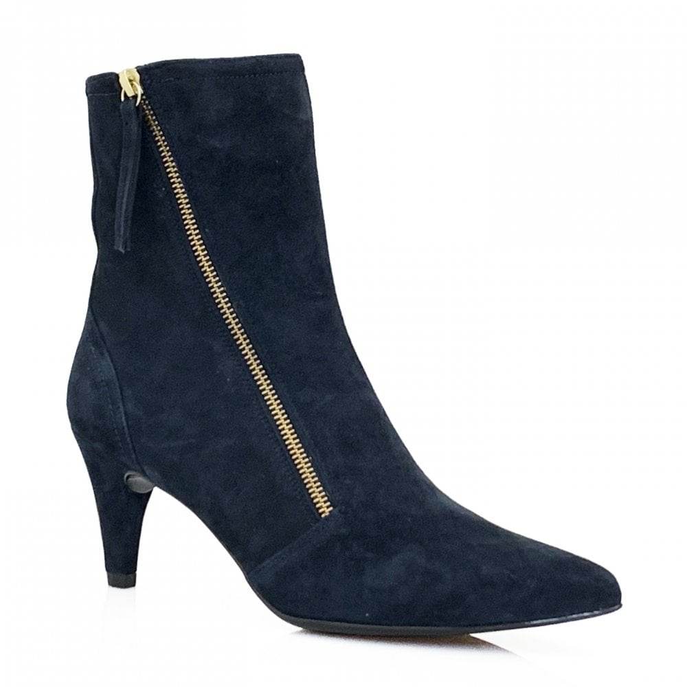 Unisa Gold Zip Boot