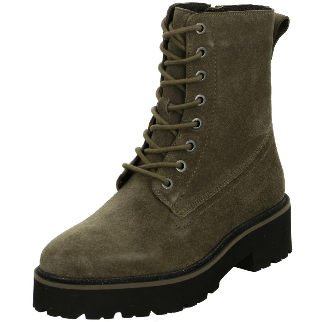 Ara velour ankle boot
