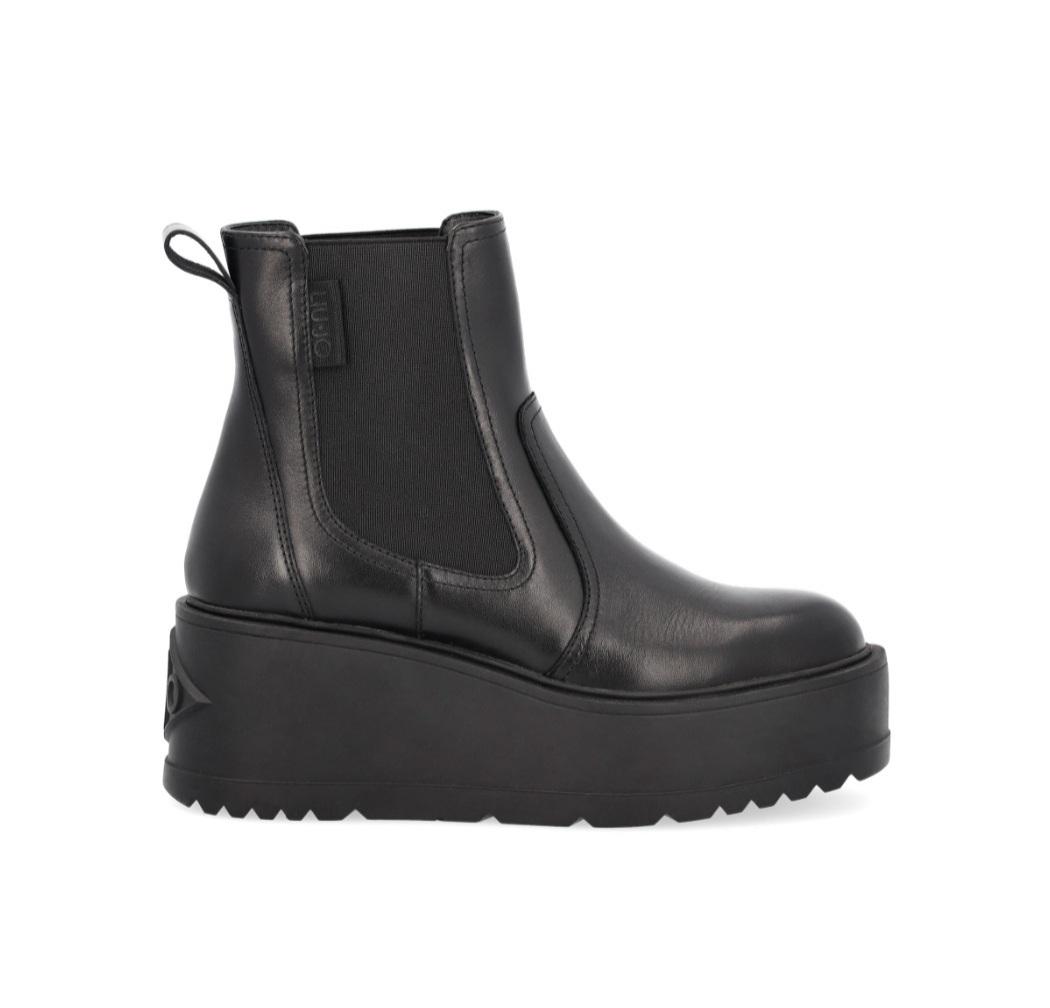 LIU•JO black platform boot