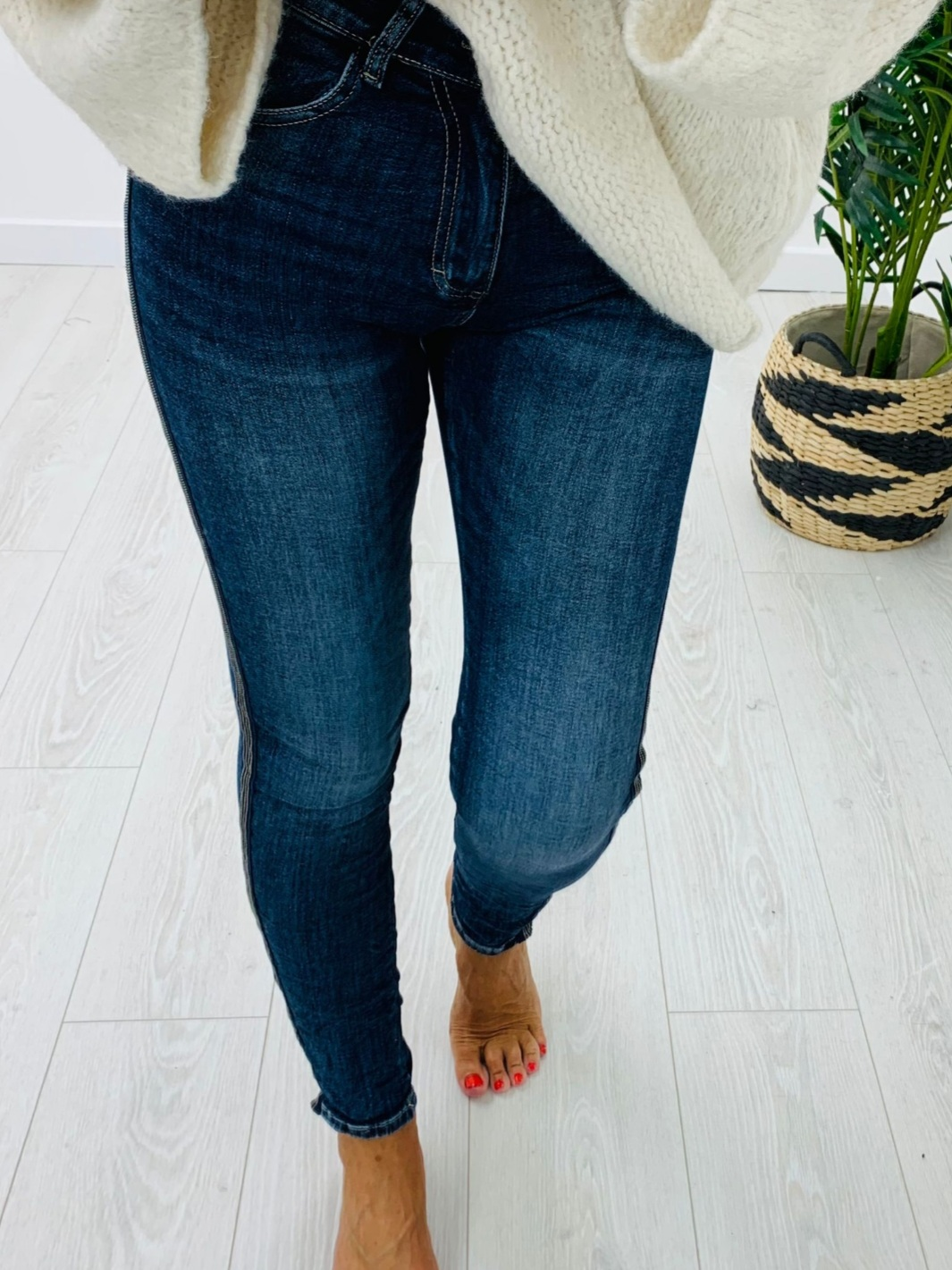 Dark wash melly&co jeans